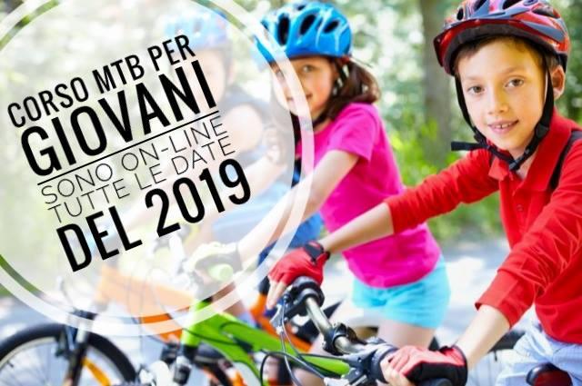 Corso MTB per giovani - 10 Aprile 2019