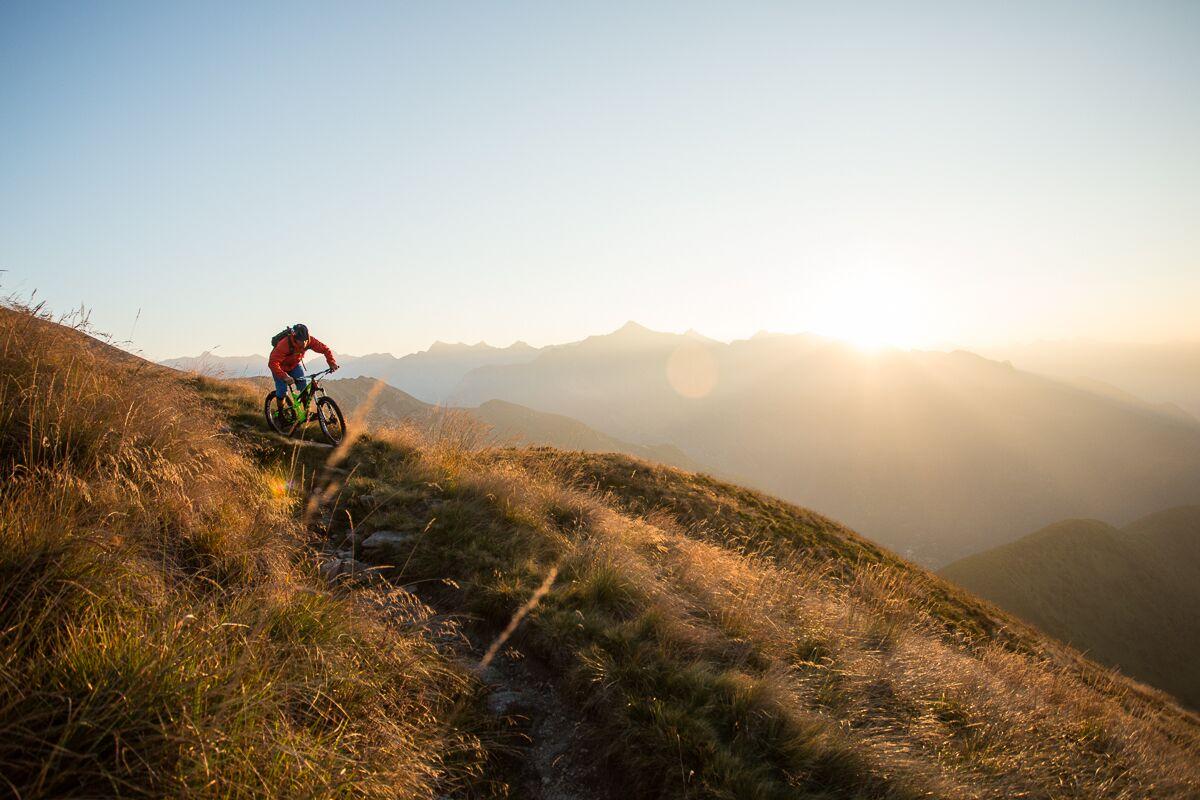 Trail Camp Lago Maggiore